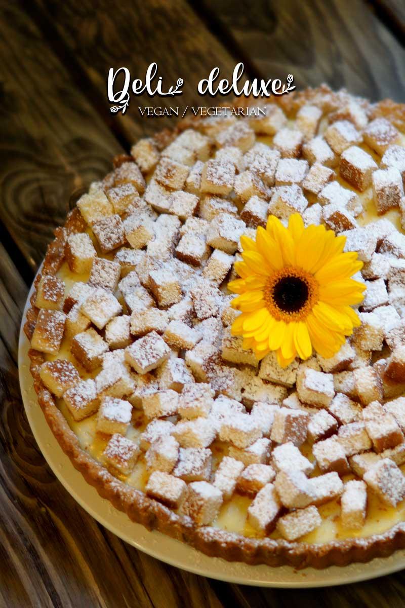 Italienischer einfacher Mimosen-Kuchen 🥕