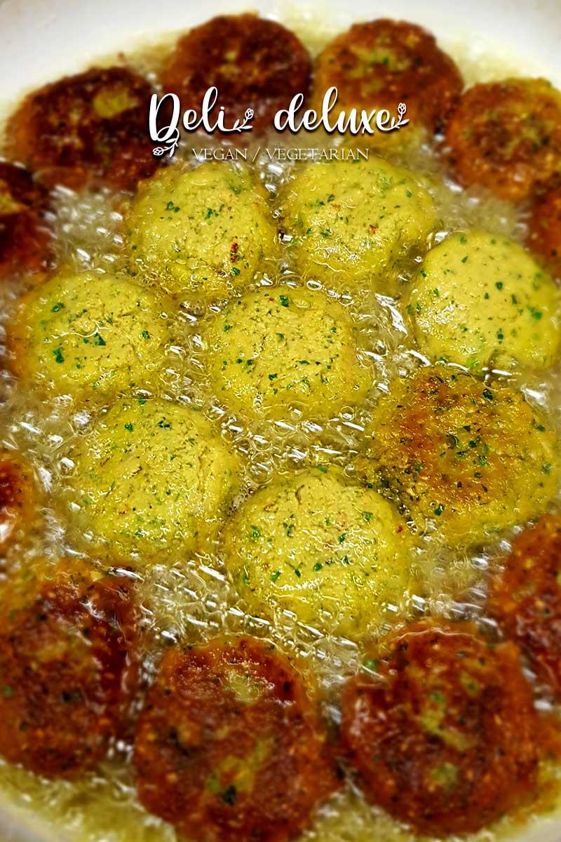 Falafel Rezept für zu Hause 🥕🥕